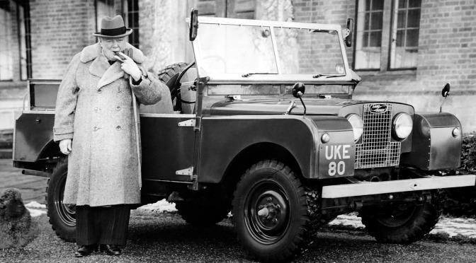 Winston Churchill Day!