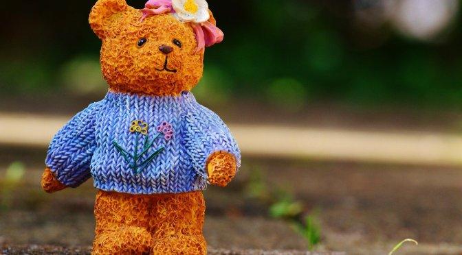 Working Teddy